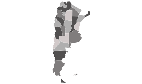 Argentina News.Net - map