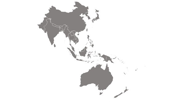 Asia Pacific News.Net - map