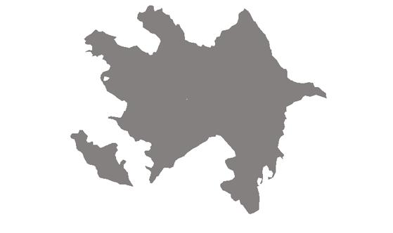 Azerbaijan News.Net - map