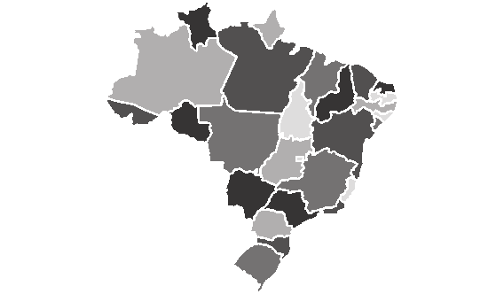 Brazil News.Net - map