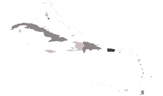 Caribbean News.Net - map