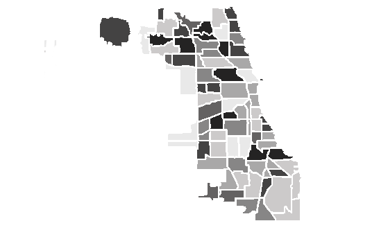 Chicago News.Net - map