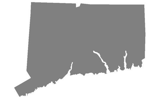 Connecticut State News.Net - map