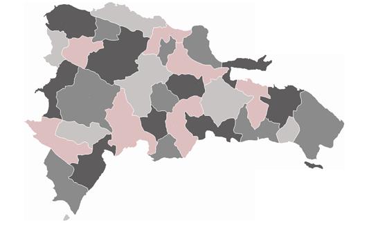 Dominican Republic News.Net - map