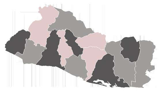 El Salvador News.Net - map