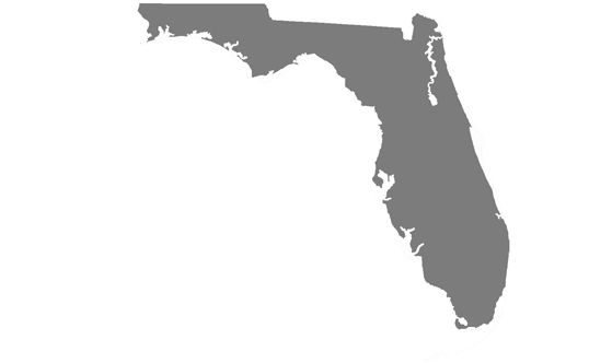 Florida State News.Net - map