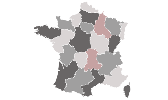 France News.Net - map