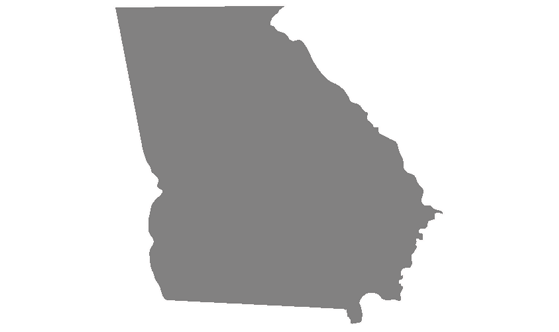 Georgia State News.Net - map