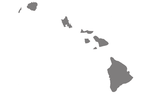 Hawaii State News.Net - map