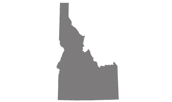Idaho State News.Net - map