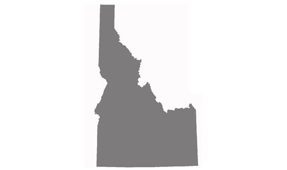 Idaho State News.Net - map