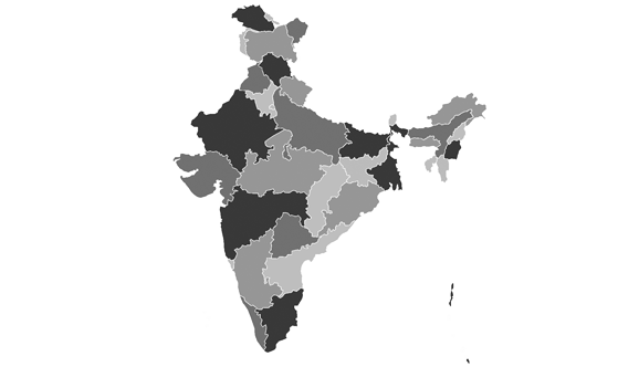 India's News.Net - map