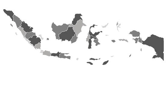Indonesia News.Net - map