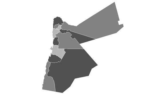 Jordan News.Net - map