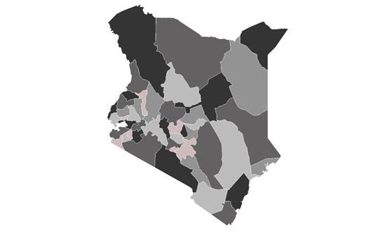 Kenya News.Net - map