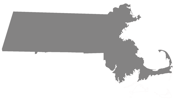 Massachusetts State News.Net - map