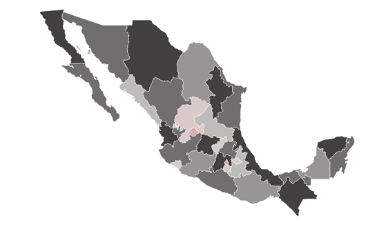 Mexico News.Net - map