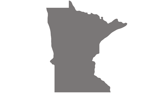 Minnesota State News.Net - map