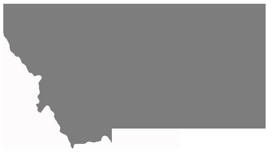 Montana State News.Net - map