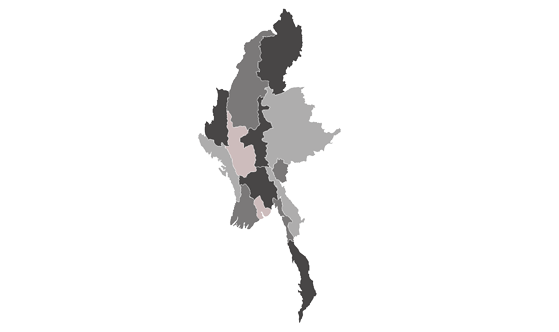 Myanmar News.Net - map