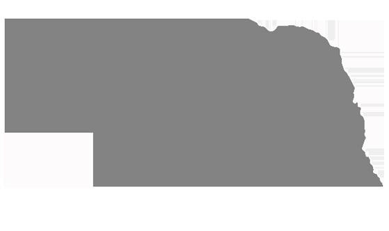 Nebraska State News.Net - map