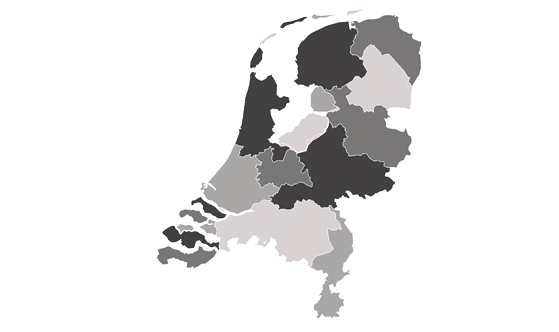 Netherlands News.Net - map
