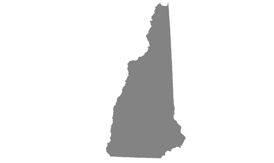 New Hampshire State News.Net - map