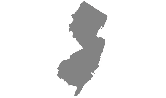 New Jersey State News.Net - map