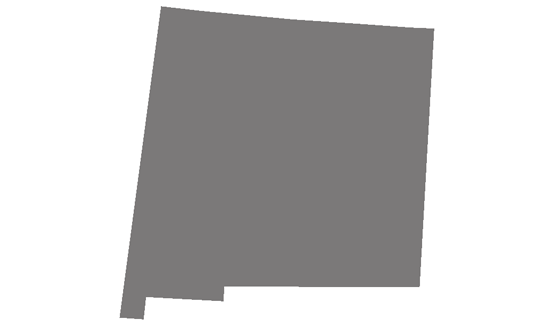 New Mexico State News.Net - map