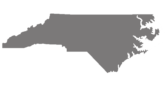 North Carolina State News.Net - map