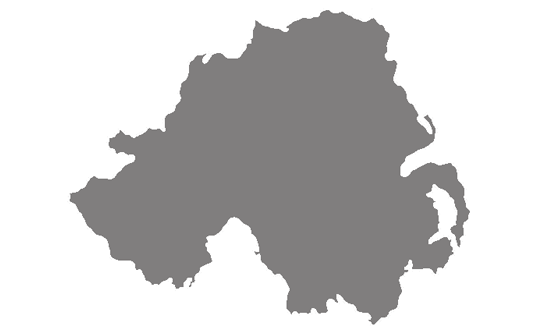 Northern Ireland News.Net - map