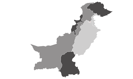 Pakistan News.Net - map