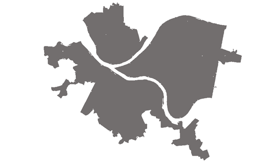 Pittsburgh News.Net - map