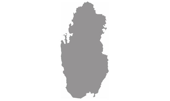 Qatar News.Net - map