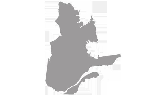 Quebec News.Net - map