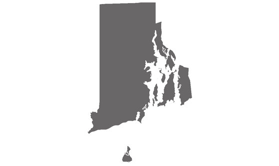 Rhode Island State News.Net - map