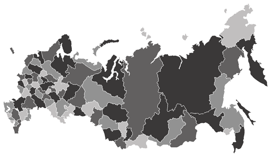 Russia News.Net - map