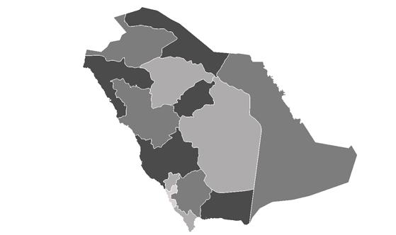 Saudi Arabia News.Net - map