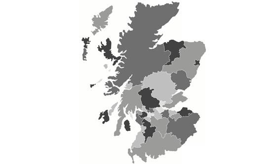 Scotland News.Net - map
