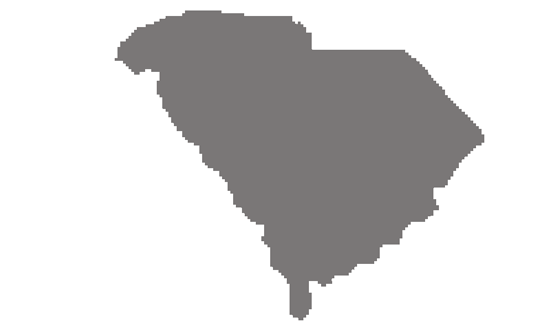 South Carolina State News.Net - map