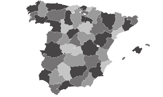 Spain News.Net - map