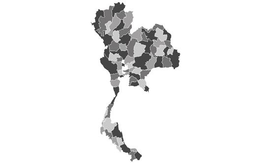 Thailand News.Net - map