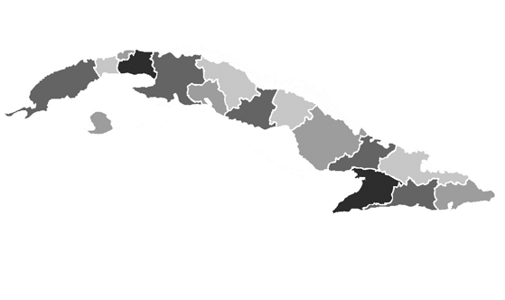 The Cuba News.Net - map