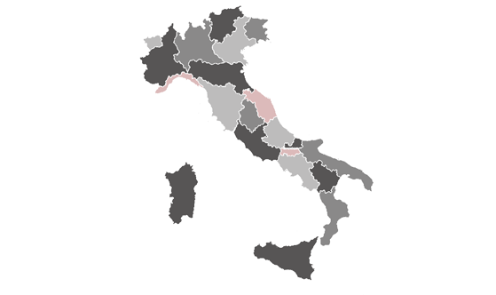 The Italy News.Net - map