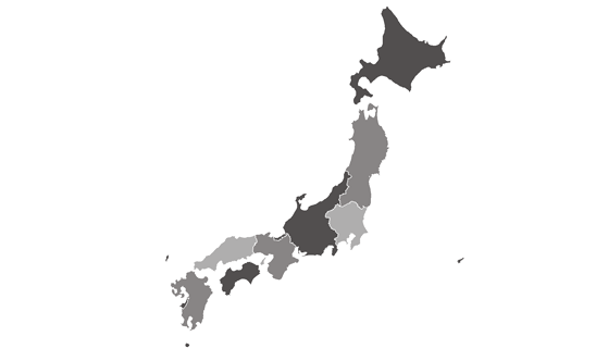 The Japan News.Net - map