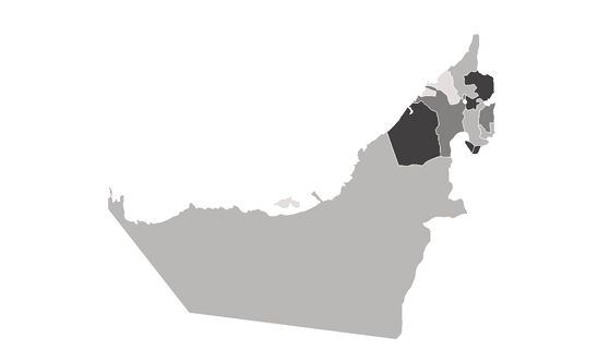 UAE News.Net - map