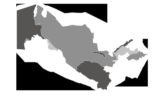 Uzbekistan News.Net - map
