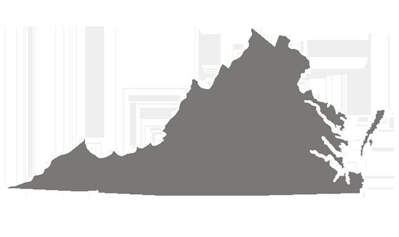 Virginia State News.Net - map