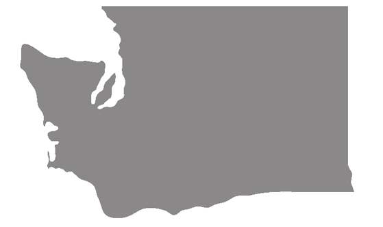Washington State News.Net - map