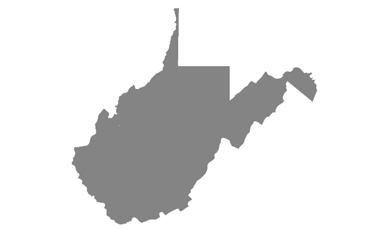 West Virginia State News.Net - map